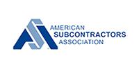 ASA: American Subcontractors Association
